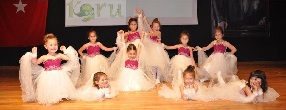 balerinler kaii
